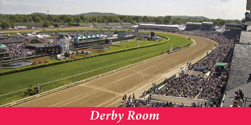 Derby Room 2020 Kentucky Derby