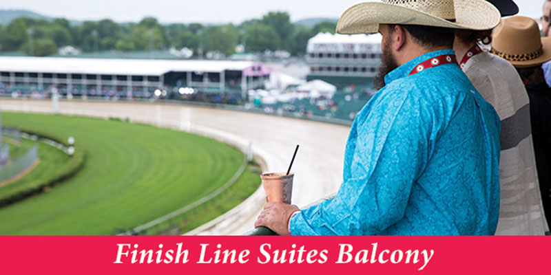 Finish Line Suites 2020 Kentucky Derby