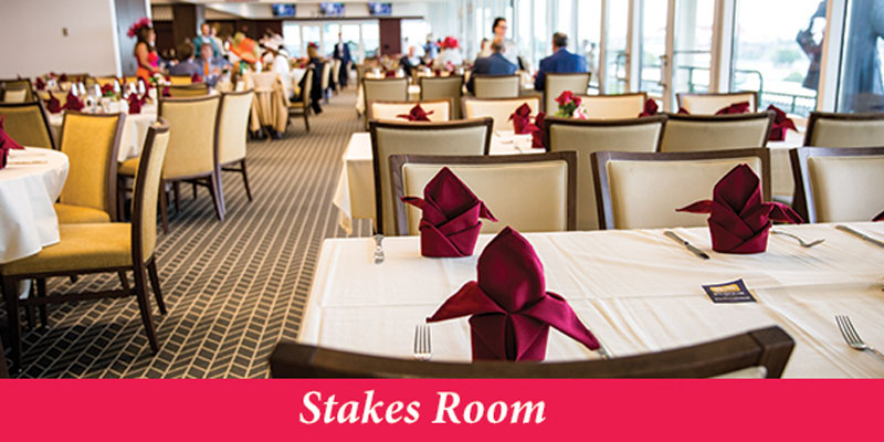 Derby Seating Captions-Stakes Room