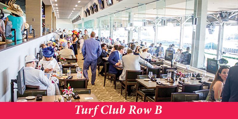 Derby Seating Captions-Turf Club Row B
