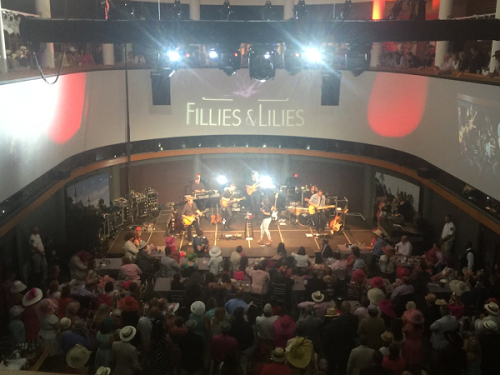 Kentucky Derby Fillies and Lilies Party