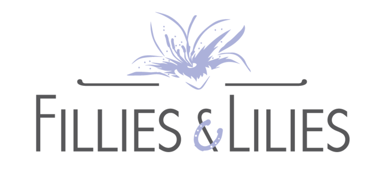 Fillies and Lilies Logo Final