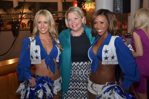 Fillies & Lilies Dallas Cowboys Cheerleaders Derby Experiences