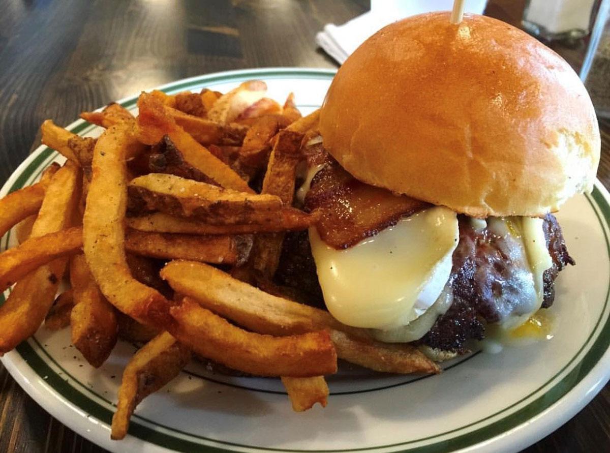 Louisville Grind Burger