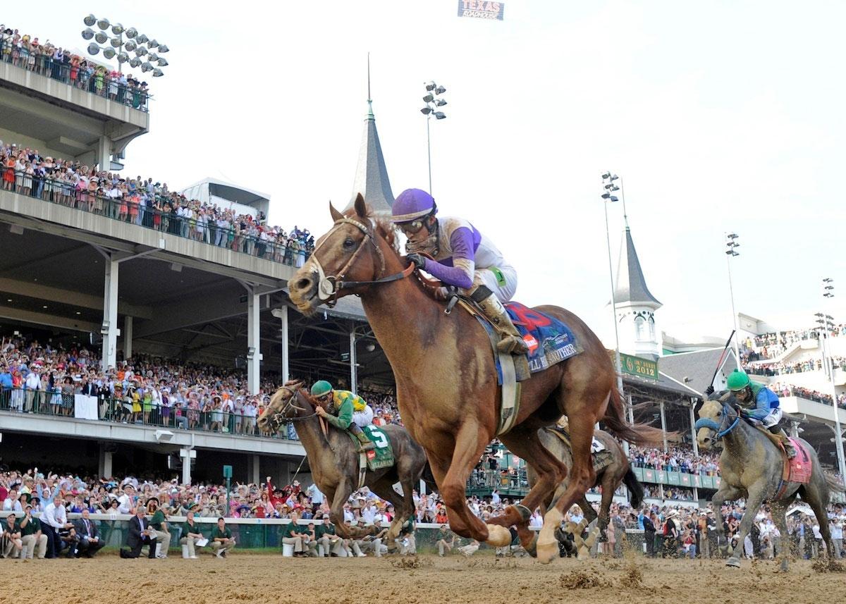Kentucky-Derby-Horse-Racing-Churchill-Downs