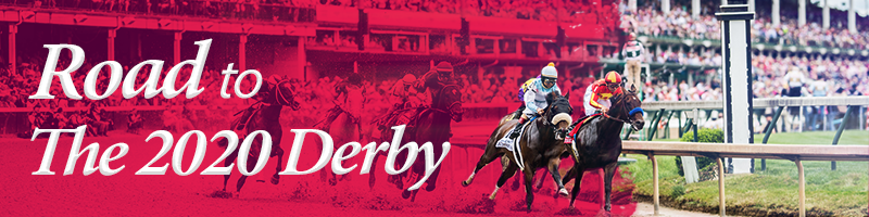 Road to the 2020 Kentucky Derby