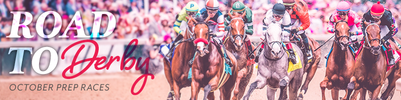 Road to the 2020 Kentucky Derby October Prep Races
