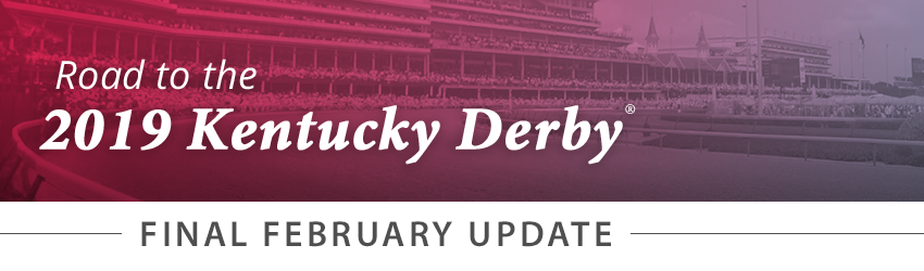 Road to the Kentucky Derby