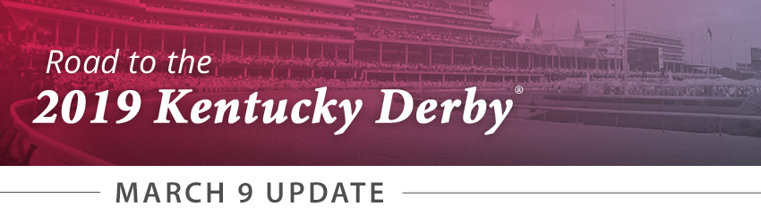 Road to the 2019 Kentucky Derby