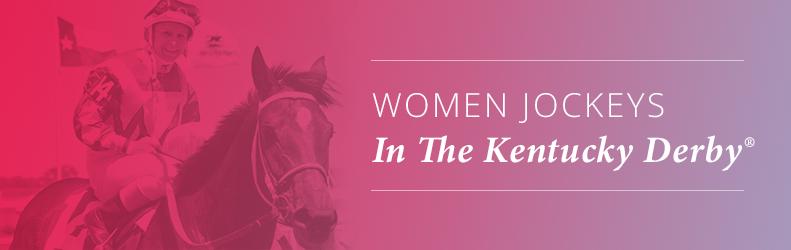 Women in Kentucky Derby