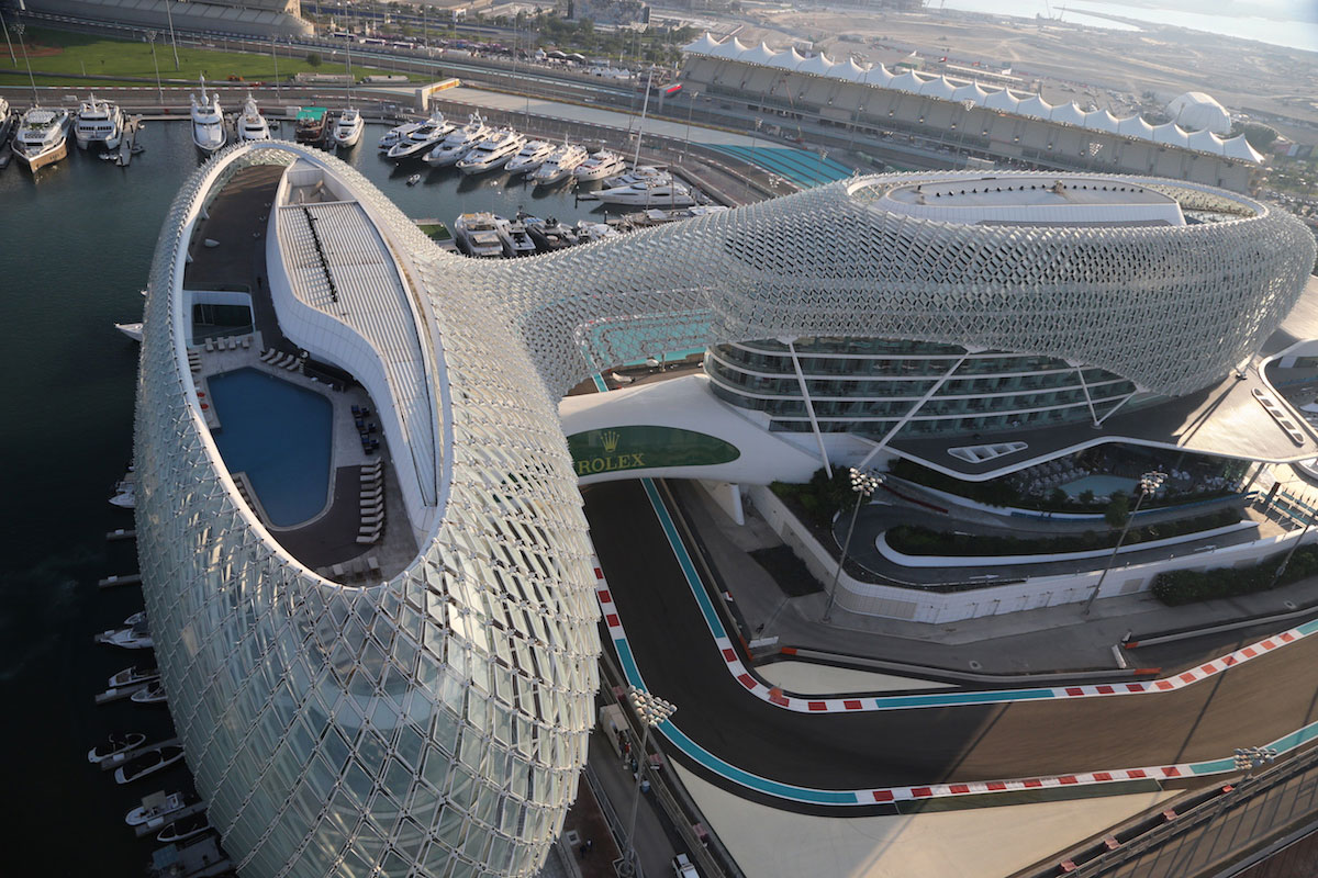 F1 Experiences AbuDhabi Yas Hotel