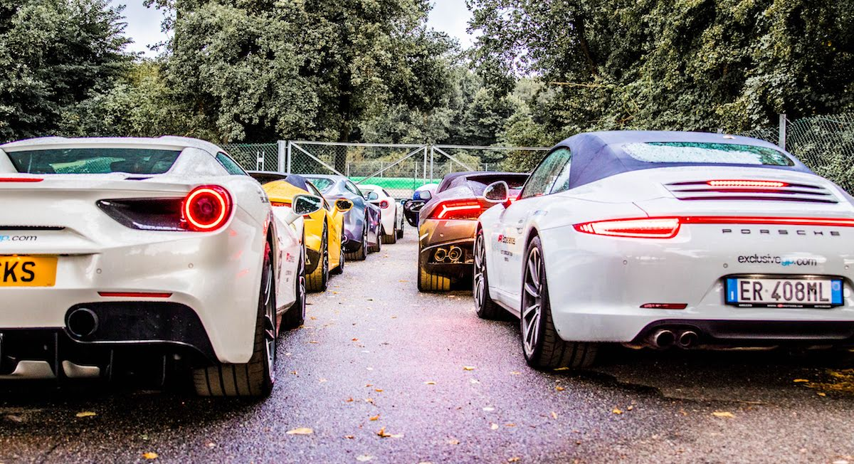 elite supercar tour monza 1