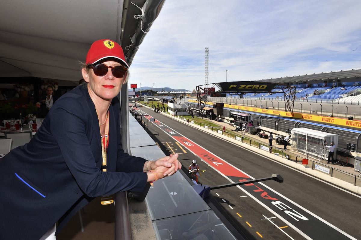 formula 1 paddock club french grand prix
