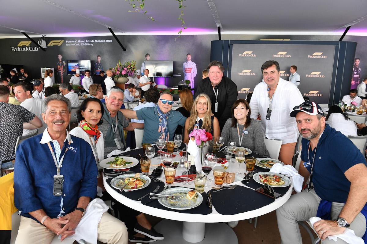 Formula 1 Paddock Club Monaco Grand Prix