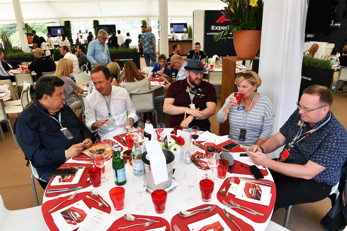 Formula 1 Paddock Club Spain