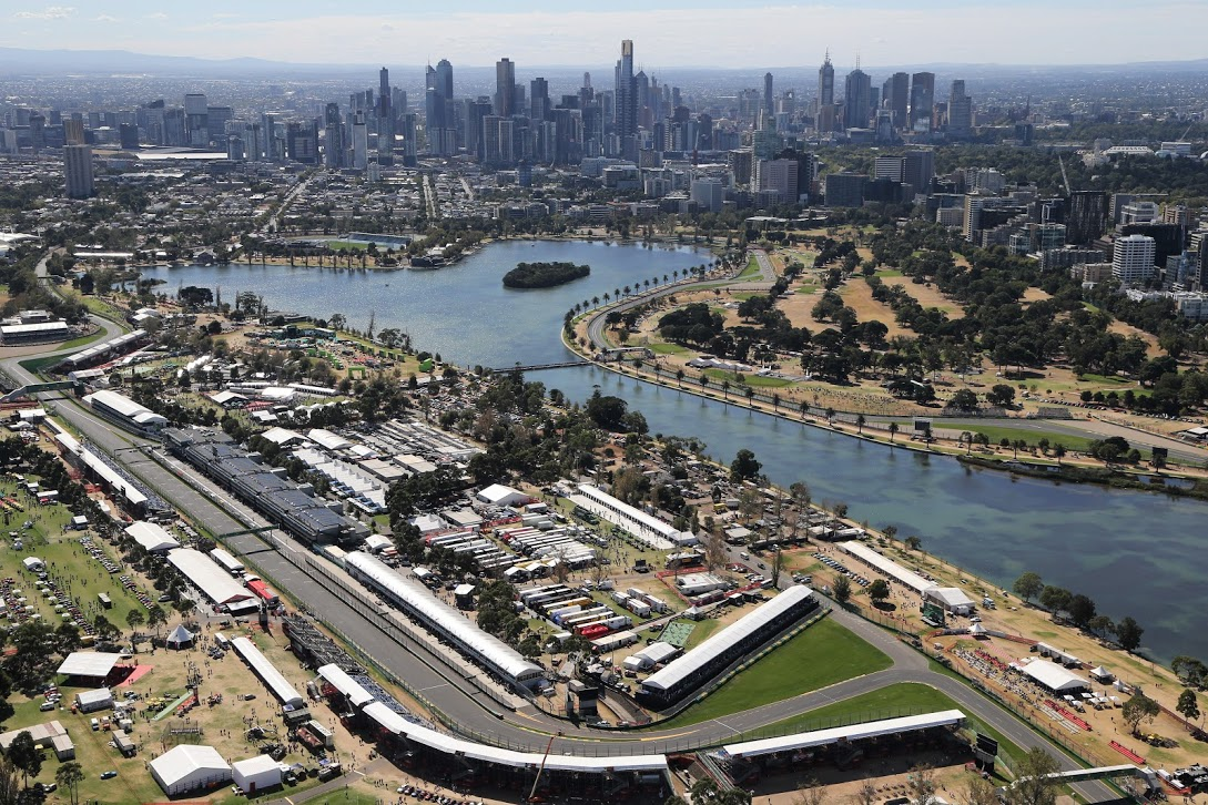 F1 Experience Melbourne 2018 Friday009