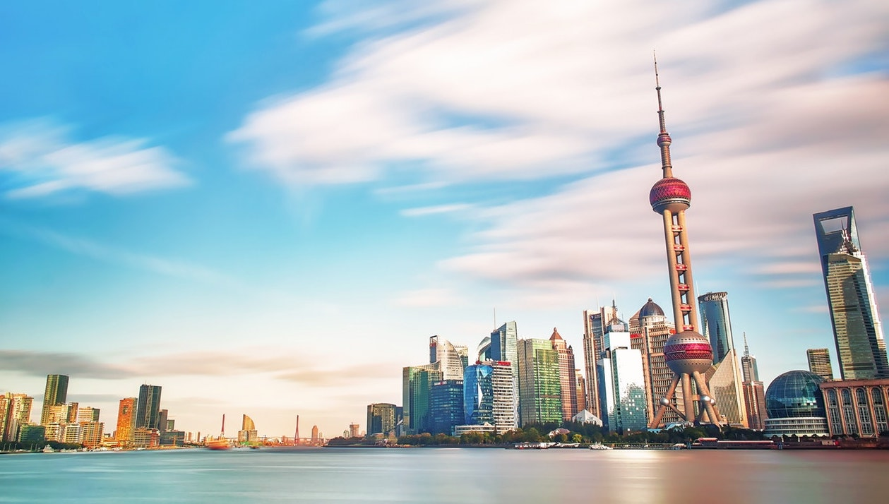 shanghai f1 experiences