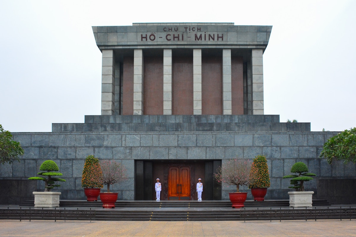 vietnam grand prix f1 experiences ho chi minh mausoleum