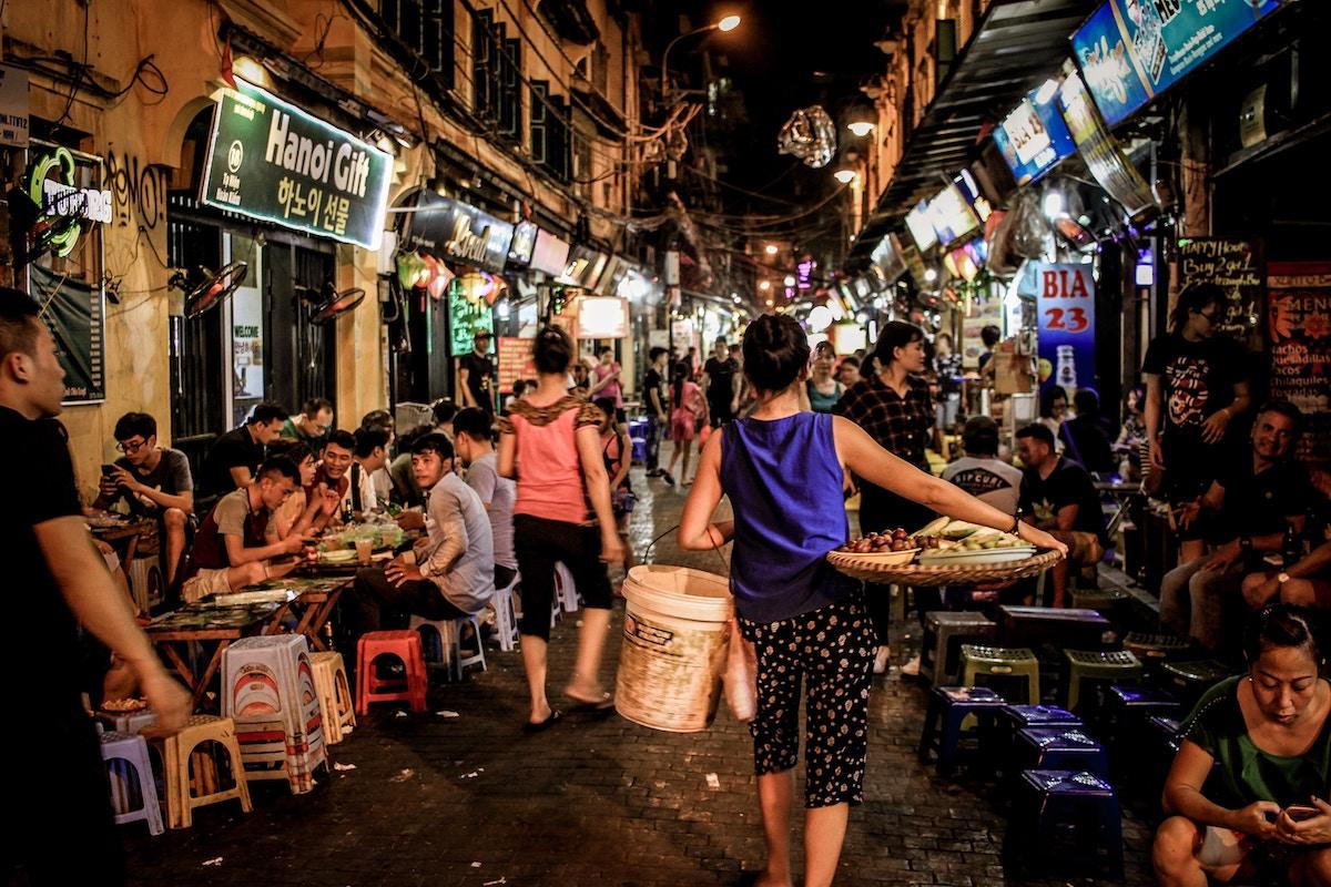 vietnam grand prix f1 experiences hanoi old quarter