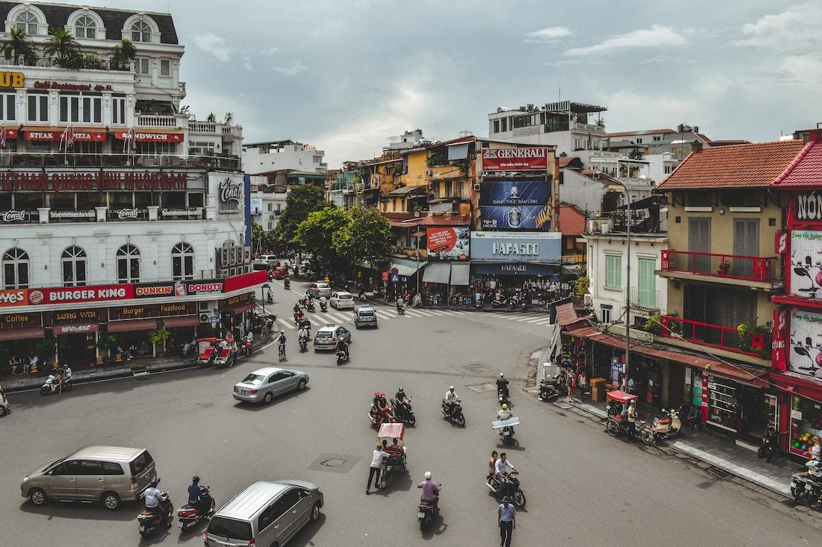 vietnam grand prix f1 experiences hanoi street scene