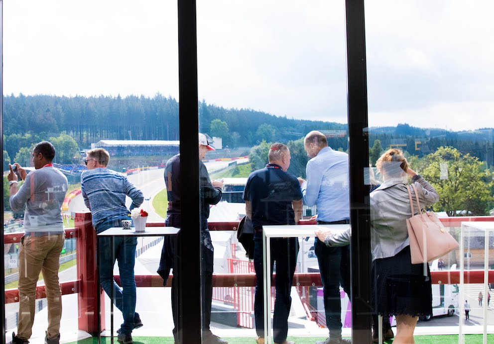champions club spa-francorchamps