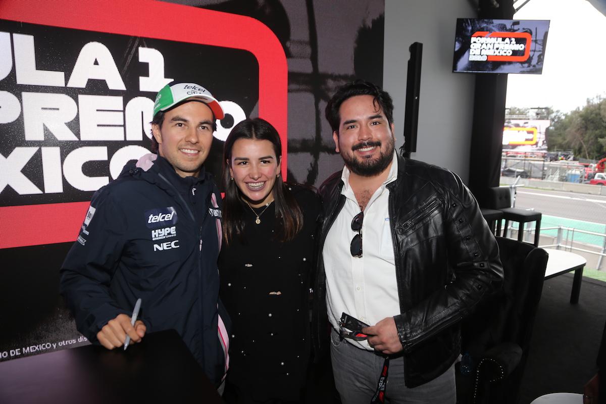 F1 Experiences Mexico champions club 072