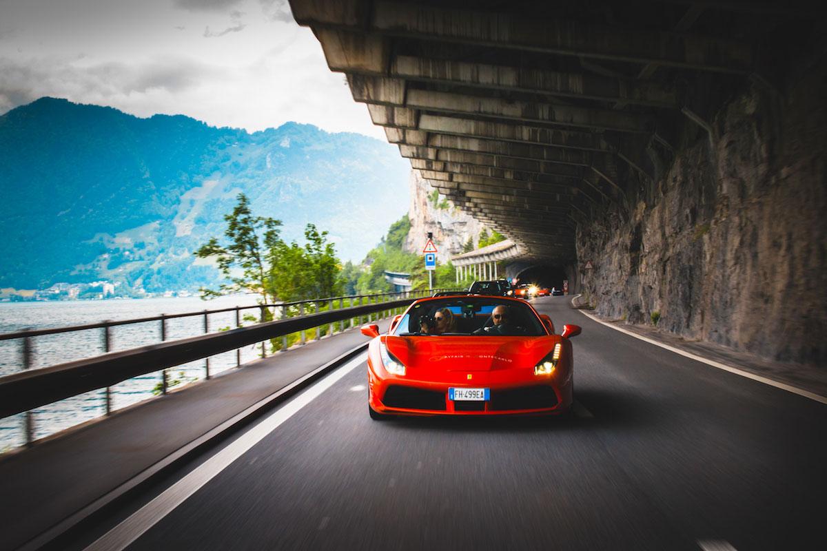 elite supercar tour monaco