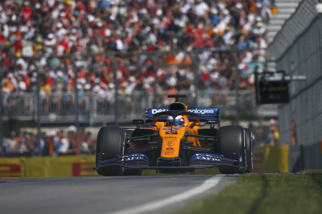 McLaren Racing Hospitality Packages F1 Experiences