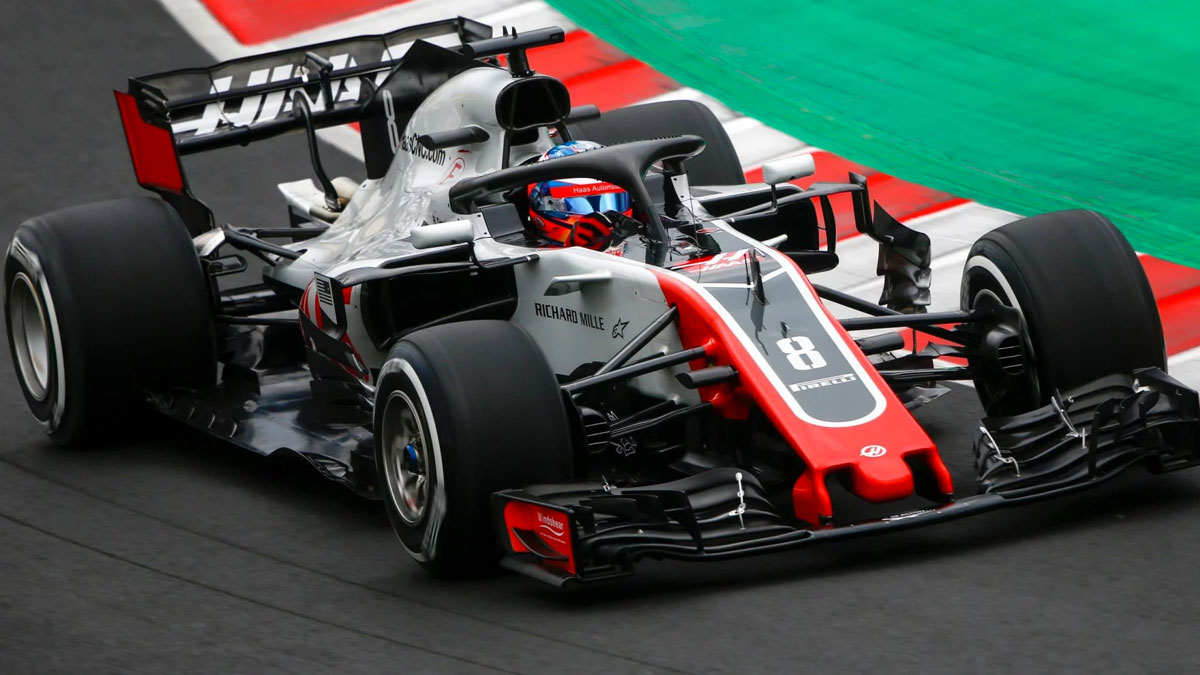 Get Closer To The Haas F1 Team In The Usa Mexico