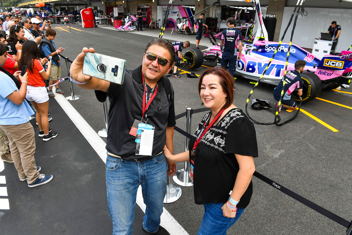 2020 Mexican Grand Prix F1 Experiences