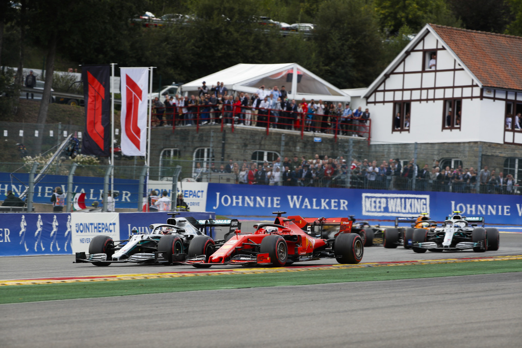 2020 Belgian Grand Prix Ticket Packages