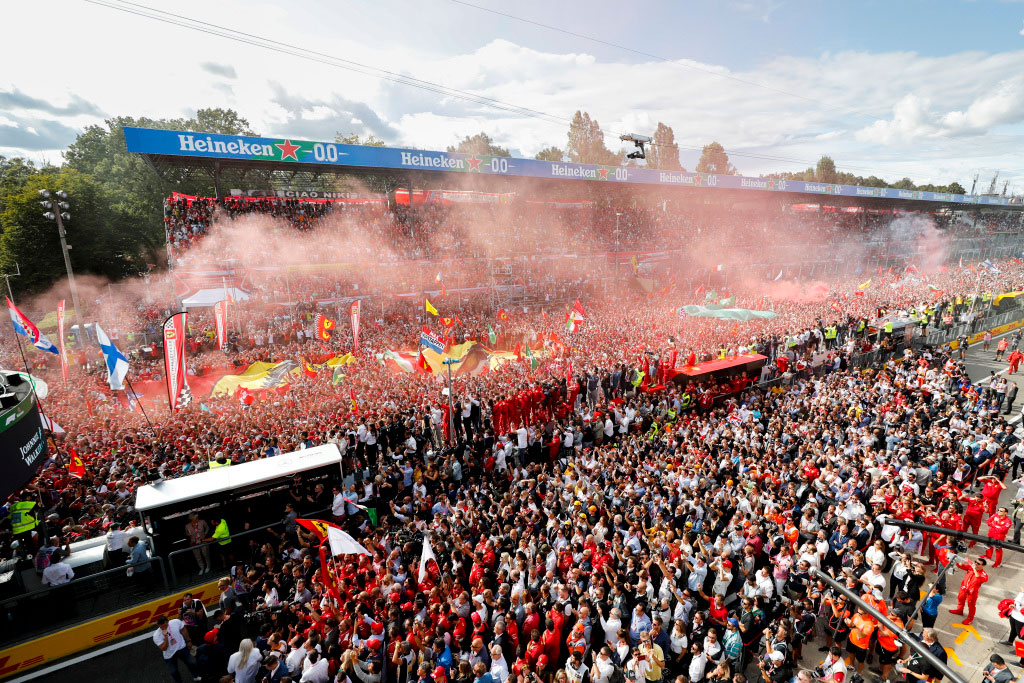 2020 Italian Grand Prix Ticket Packages