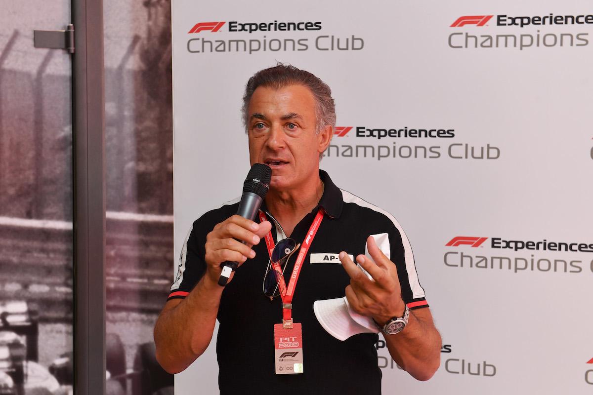 Jean Alesi Champions Club French Grand Prix__0203