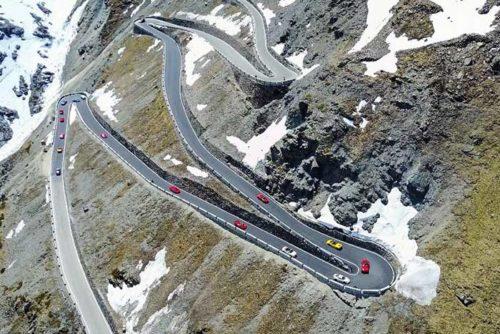 Mayfair to Monte Carlo Route Napoleon