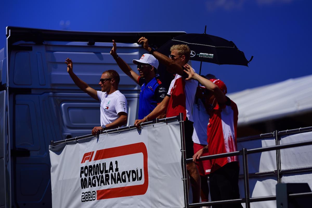 2019 formula 1 drivers