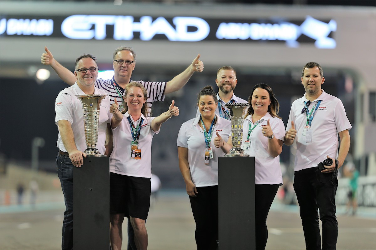 F1 Experiences Abu Dhabi 2018 Thursday 102