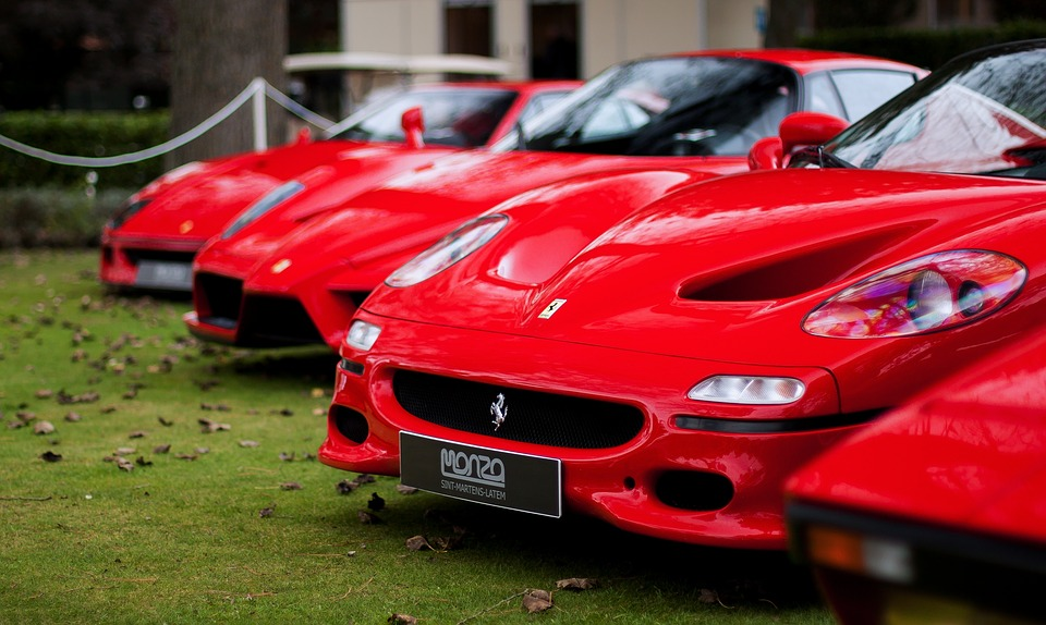 Visit Maranello home of Ferrari