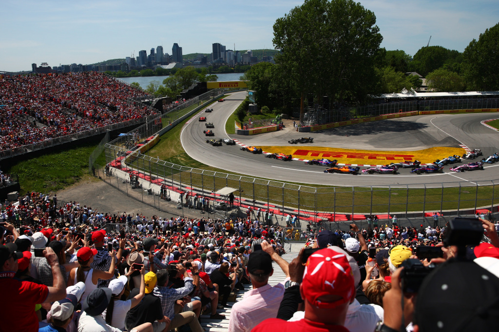 2020 Canadian Grand Prix Ticket Packages F1 Experiences