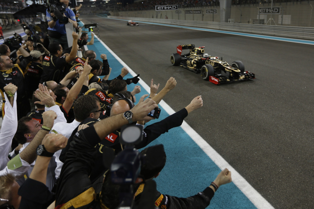 2012 Abu Dhabi Grand Prix