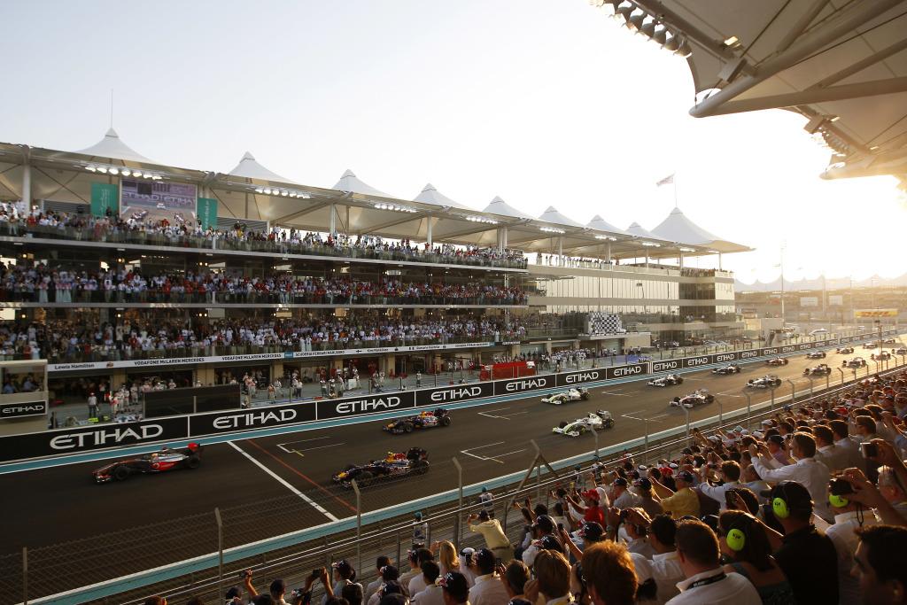 2009 Abu Dhabi Grand Prix