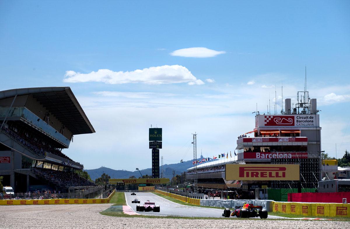 Formula 1 pre-season testing