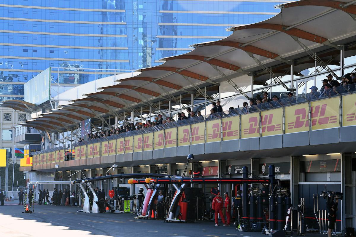 F1 Experiences Abu Dhabi Grand Prix Paddock Club