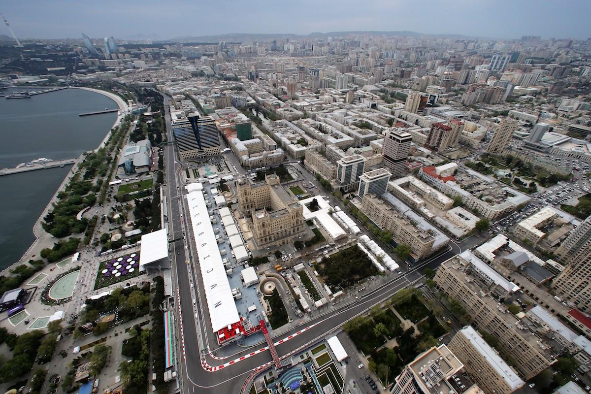azerbaijan grand prix f1 experiences