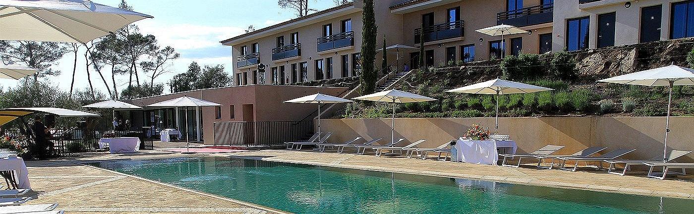 Hotel Mercure Brignoles Golf de Barbaroux