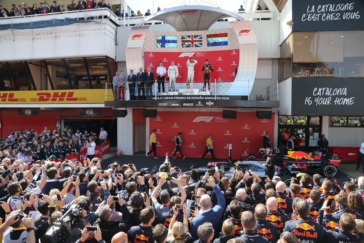 F1 Exp. Spain Sunday 112