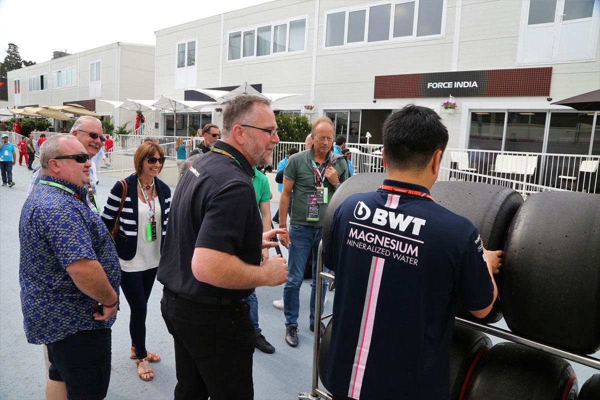 F1 Exp. Baku 2018 Friday 015