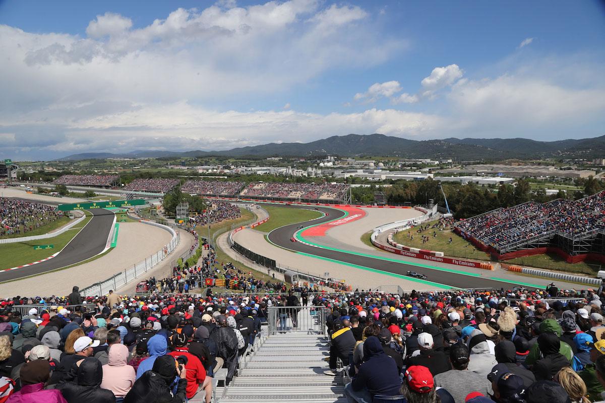 Grandstand L Spanish Grand Prix F1 Experiences-1