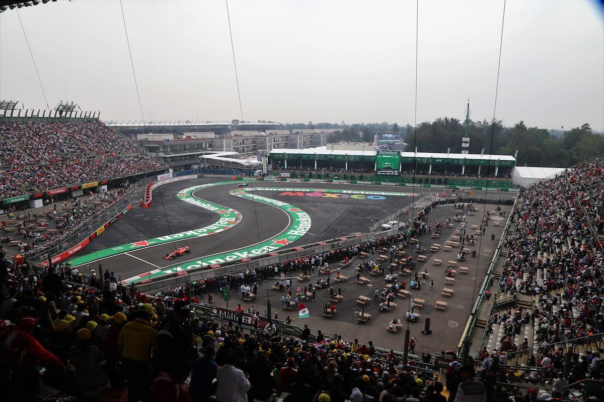 Foro Sol Stadium Grandstand Mexico Grand Prix F1 Experiences