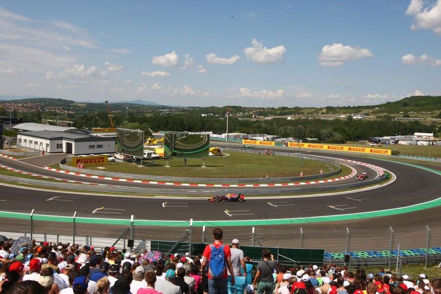 Silver 3 Grandstand Hungarian Grand Prix F1 Experiences