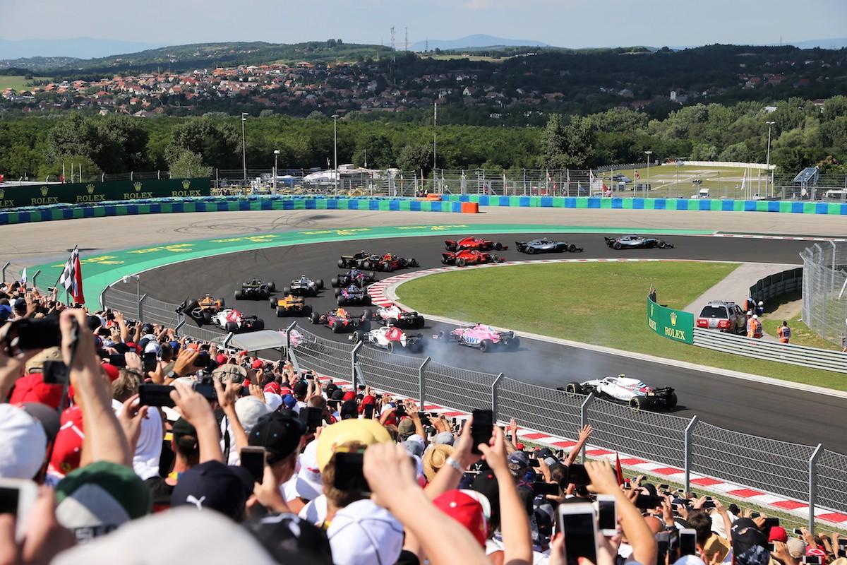 hungarian grand prix gold 4 grandstand